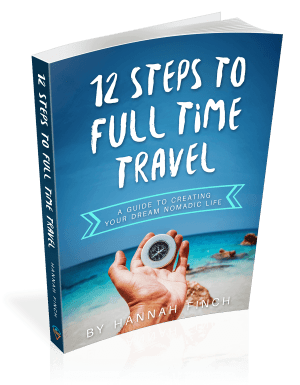 12 Steps To Full Time Travel eBook