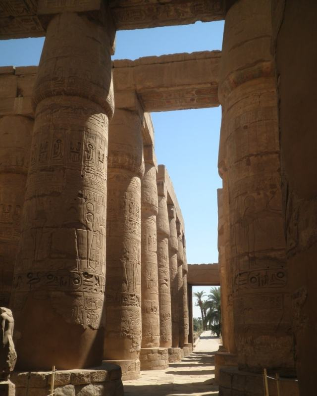 Luxor - Egypt travel tips