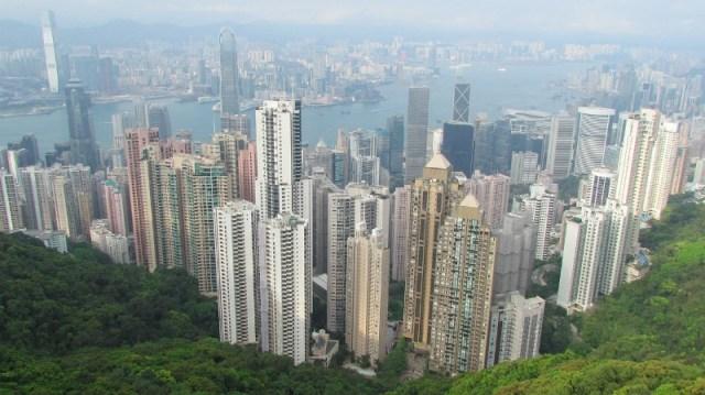 Long term travel in Hong Kong