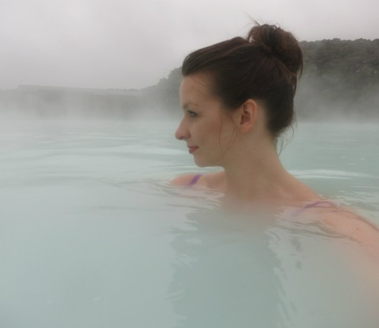 Trip to the Blue Lagoon, Iceland - how to travel the world with a mortgage