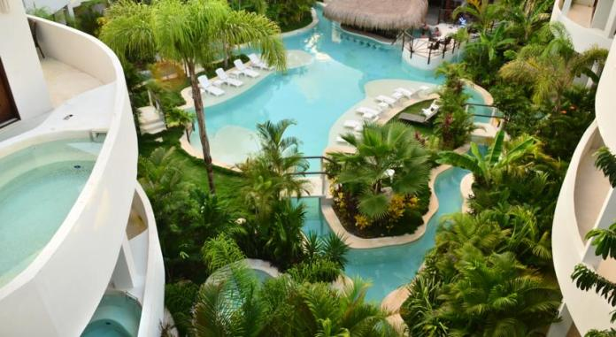 Intima Resort Tulum (clothing optional) - Adults only all inclusive resort in Mexico