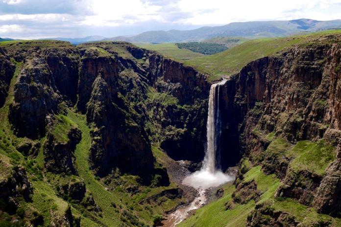 Maletsunyane Falls - Lesotho travel tips