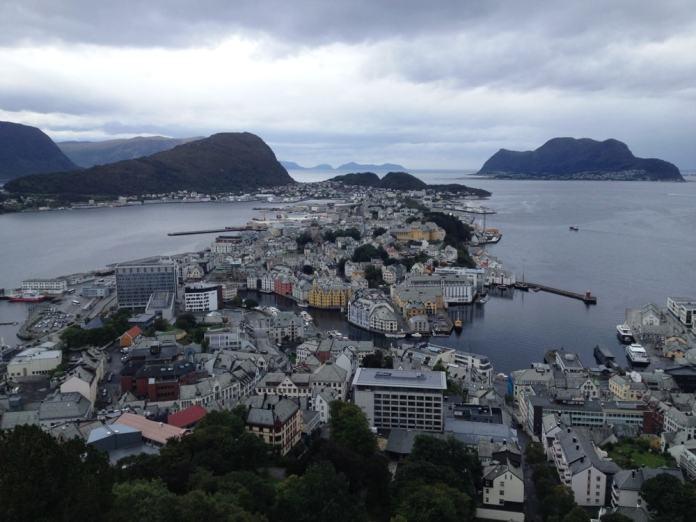 Alesund - Norway travel tips