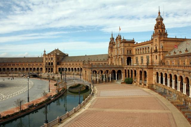 Piaza de Espana - Seville travel tips