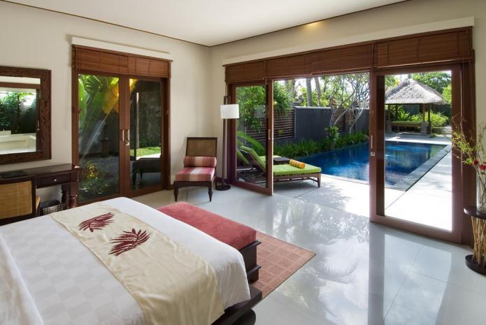 Bali private pool villas Bumi Linggah
