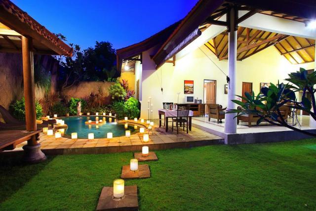 Bali private pool villas grand bali