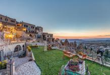 Cave hotels in Cappadocia Taskonaklar