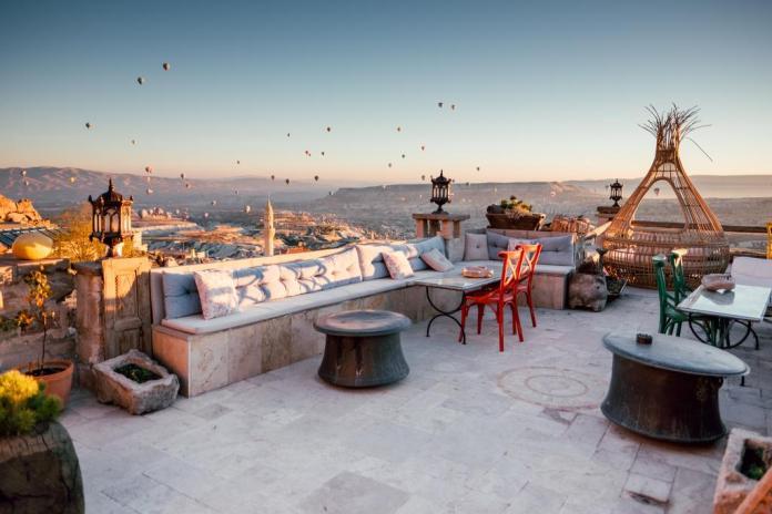 Cave hotels in Cappadocia rox cappadocia