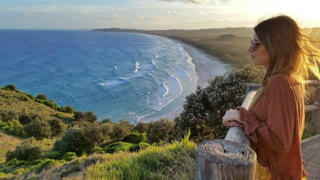 Boutique Byron Bay Accommodation: 28 Degrees Byron Bay Review - Byron Bay Lighthouse