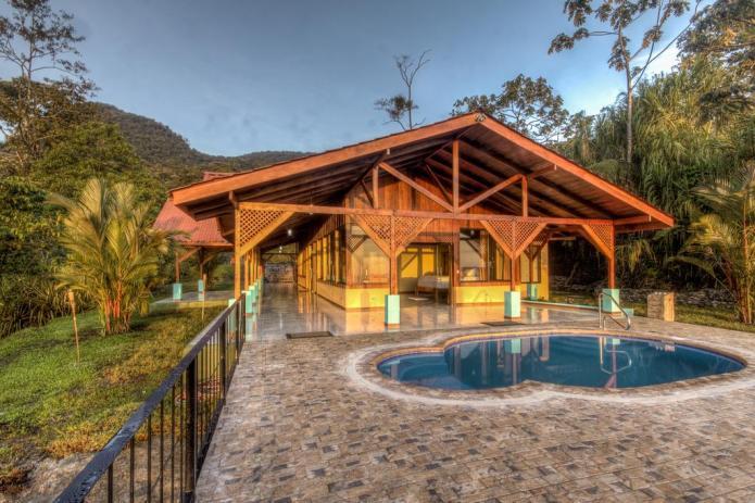 Costa Rica Villas greenlagoon