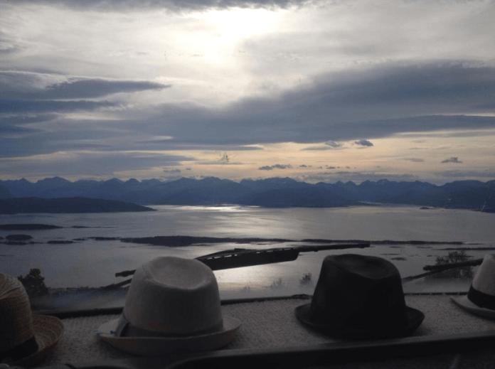 Varden Molde Panorama - Norway Road Trip