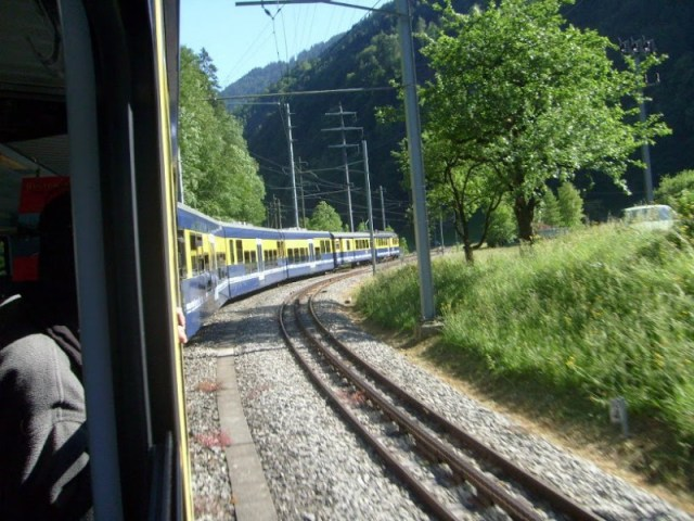 Eurail Pass: Studying in Europe