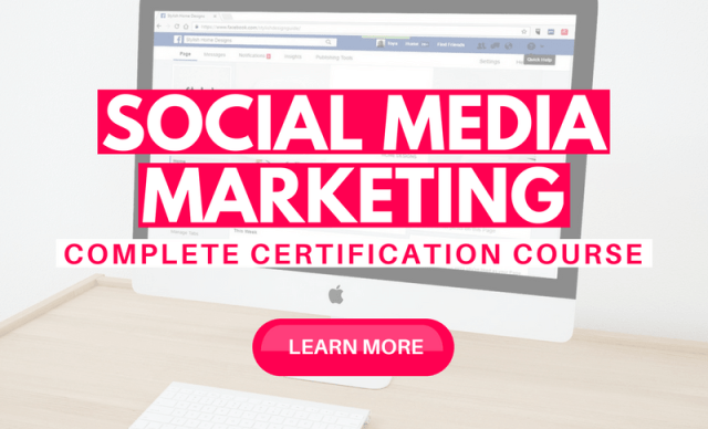 The Complete Social Media Certification Course - Top Travel Job Courses Which Will Teach You How To Work From Anywhere