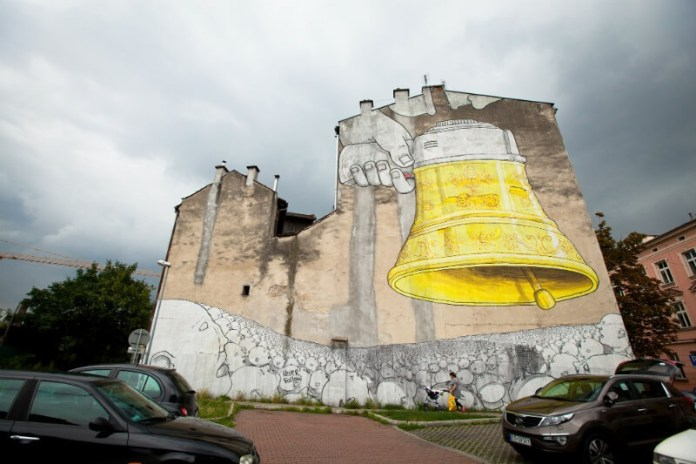 For Rebels: A Street Art Tour - best activities in Krakow, Poland based on your personality