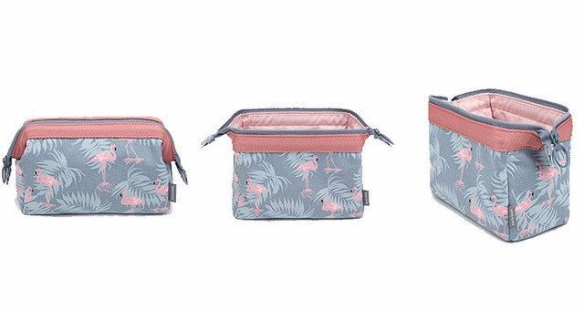 Allure Travel Cosmetic Bag - Summer Travel Gifts For Female Travelers
