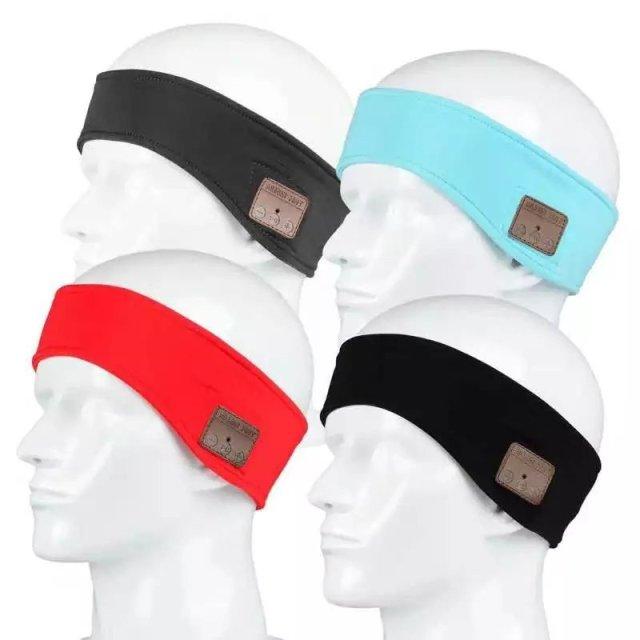 Easy Traveler Bluetooth Speaker Headband - Summer Travel Gifts For Female Travelers