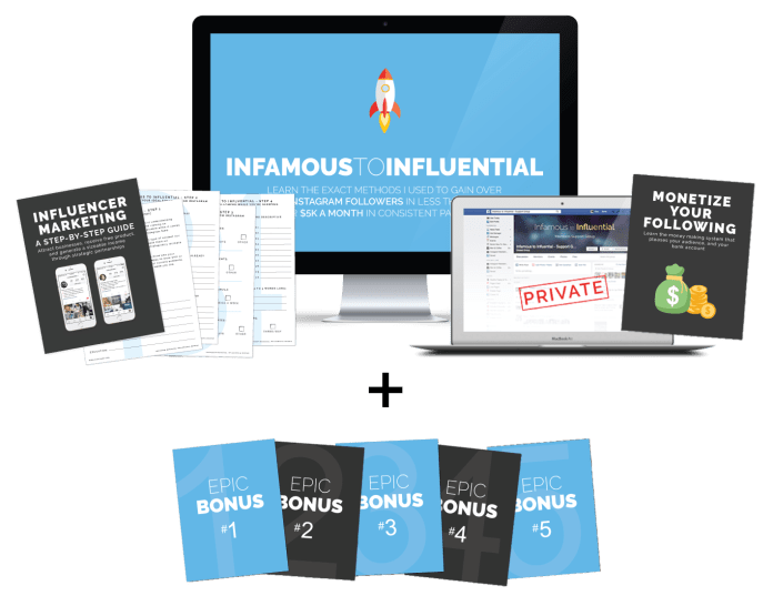 Infamous To Influential Instagram Course - Top Travel Job Courses Which Will Teach You How To Work From Anywhere