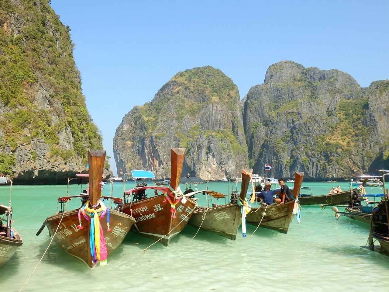 6 Best Beaches And Islands In Thailand For Party People