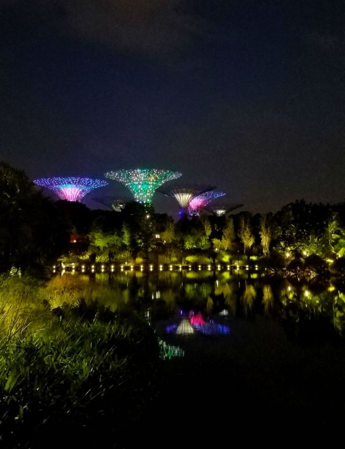 48 hour Singapore travel itinerary: Gardens by the Bay