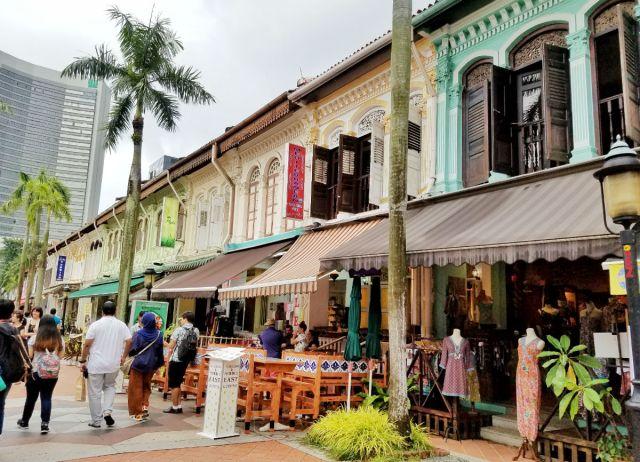 48 hour Singapore travel itinerary: Kampong Glam