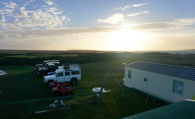 Day trip to West Point Island, Falkland Islands