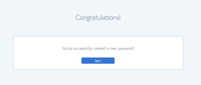 How to start a self-hosted WordPress blog with Bluehost - Step 2.8: Login to Bluehost