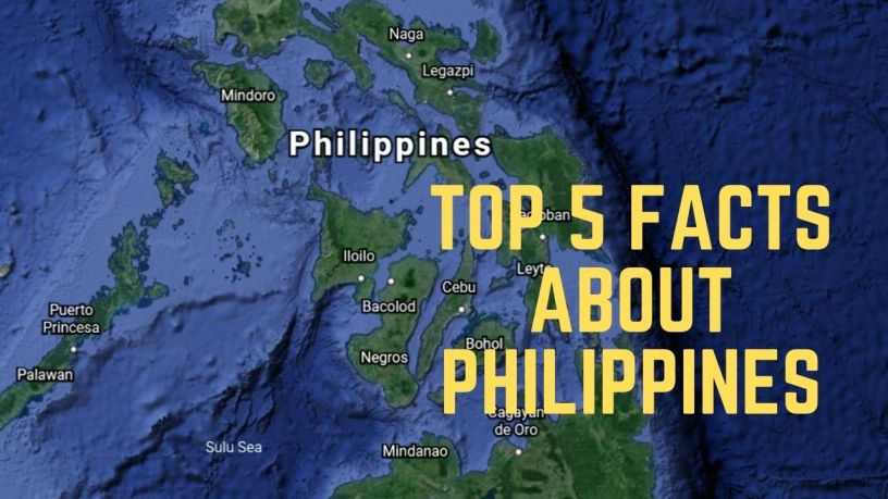 Top 5 Facts of the Philippines