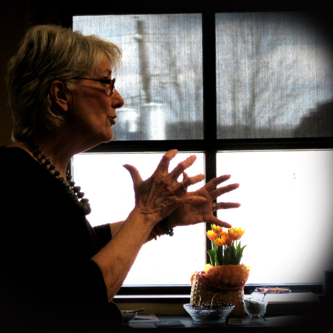 Connie serves as a storytelling coach
