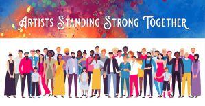 Virtual - ASST (Artists Standing Strong Together) Program @ Zoom viz ASST
