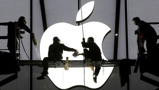 Apple cheater