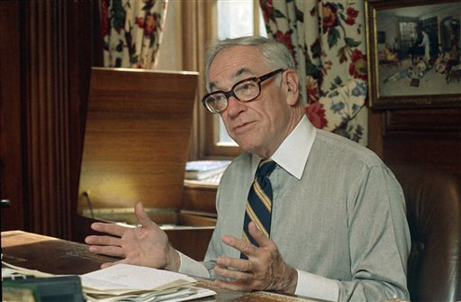 Malcolm Forbes 1989