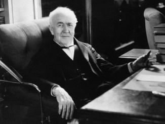 У меня не было рабочих дней и дней отдыха. Я просто делал и получат от этого удовольствие. Томас Эдисон