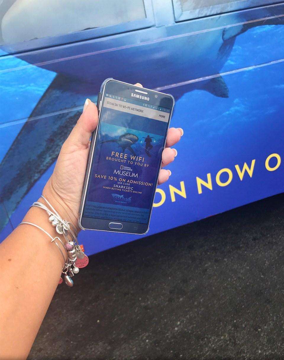 Sharks-app