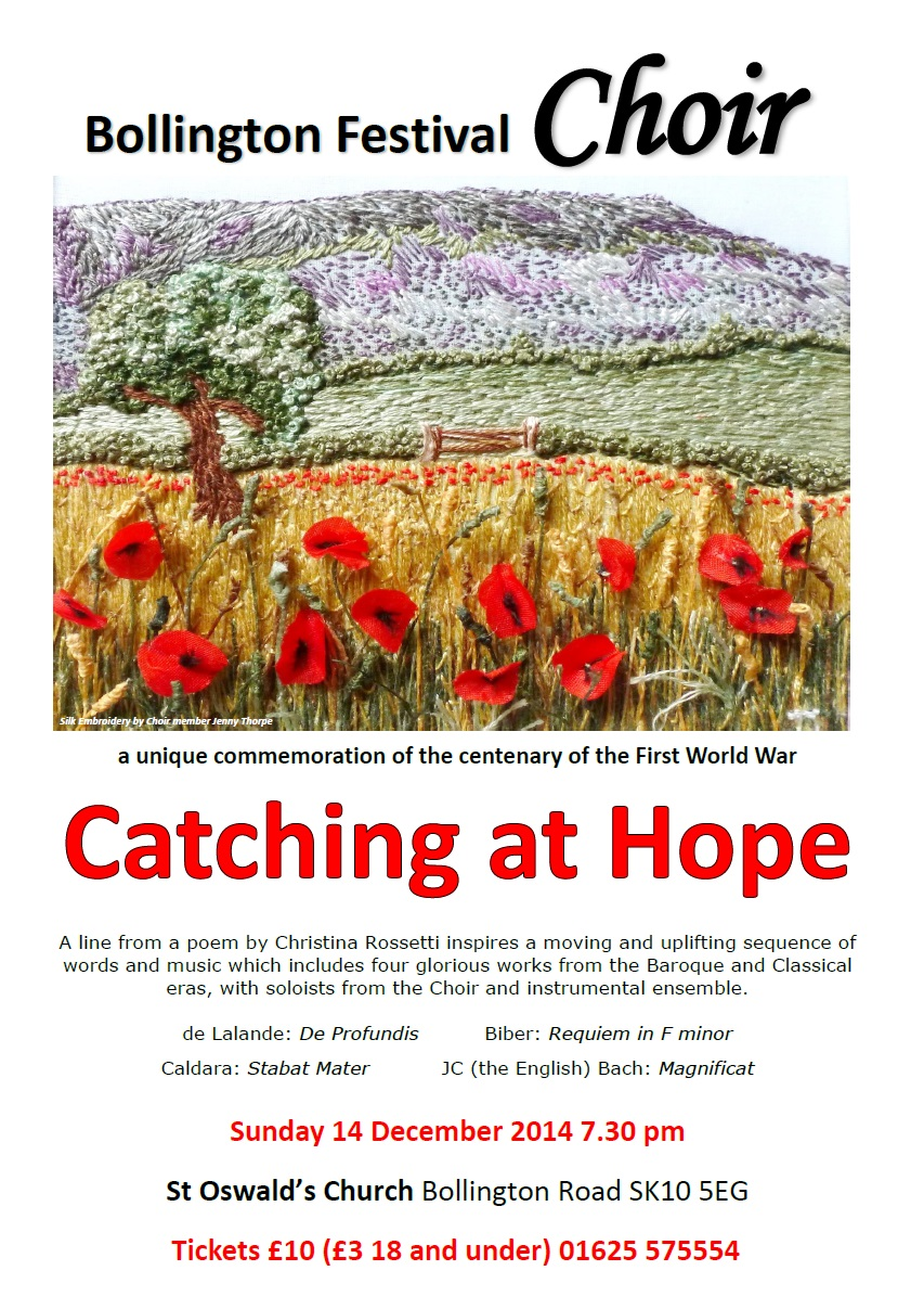 Catching at Hope