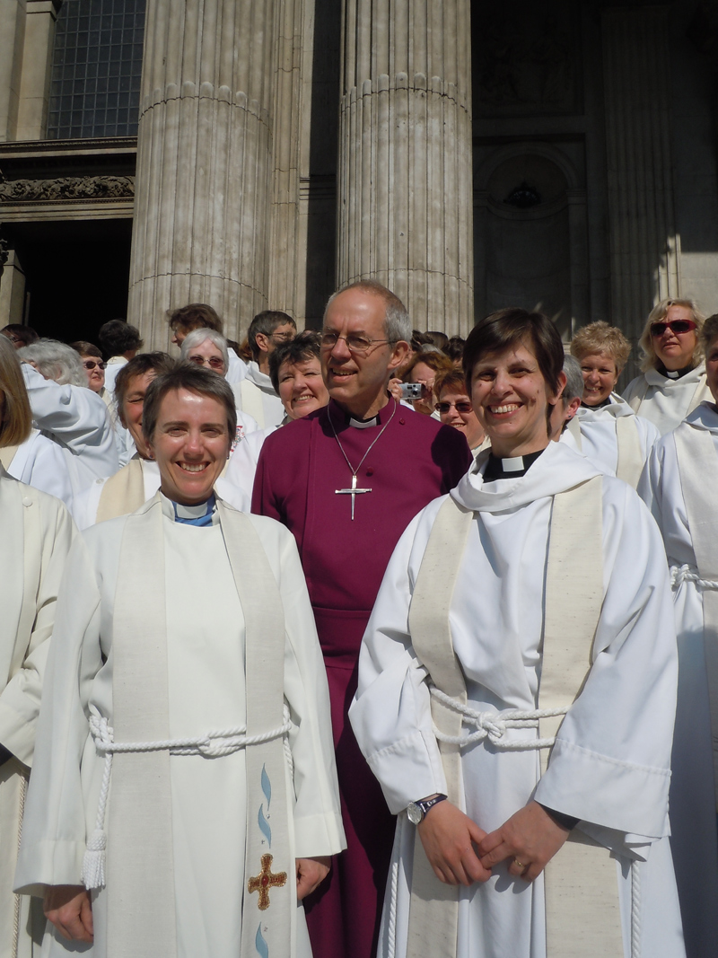 Libby-Lane-with-Archbishop