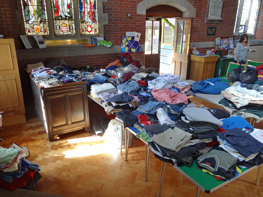 Bollington Refugee Appeal