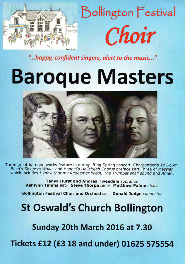 Concert in Church – Sunday 20 March