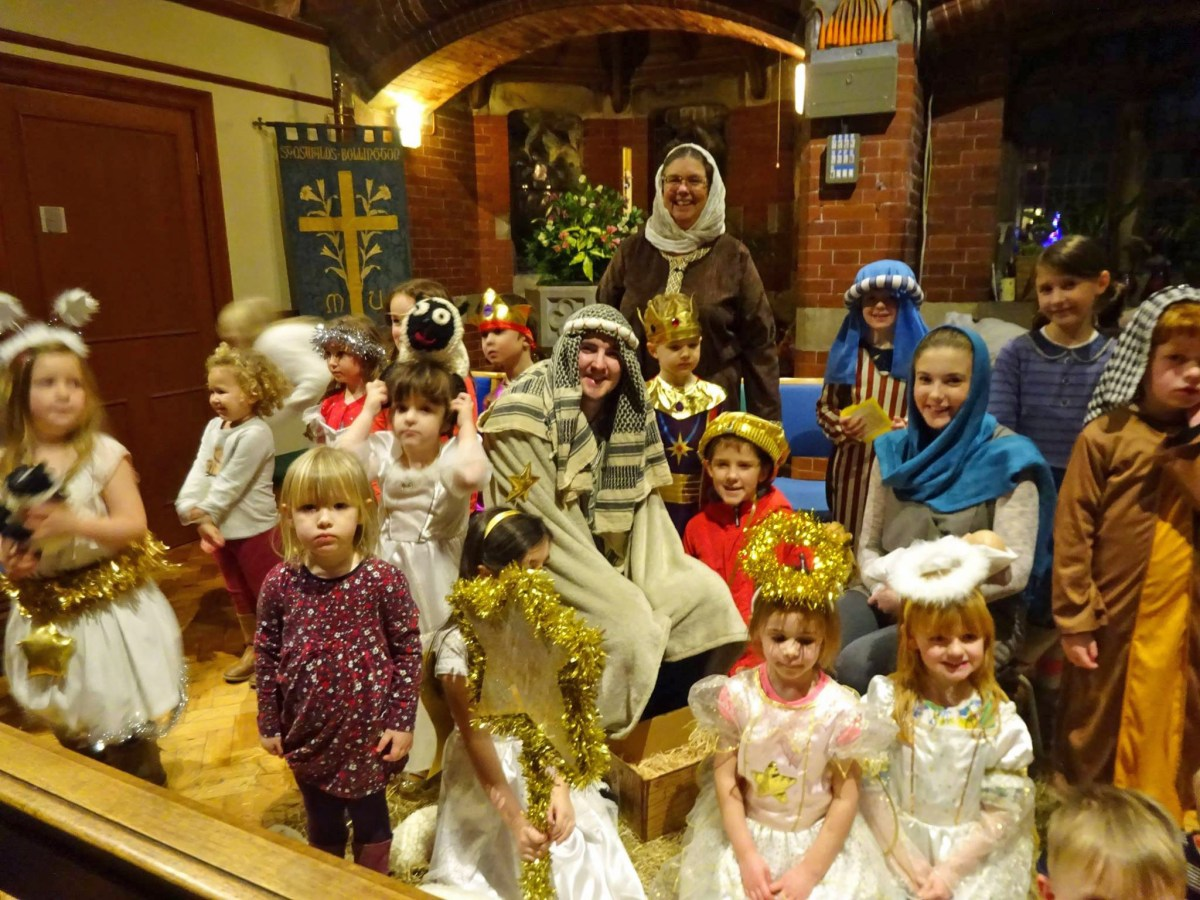 Christmas Eve 2016 – Nativity Service