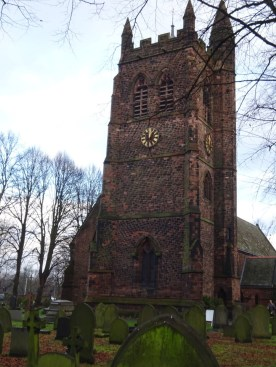 St Thomas, Stockton Heath