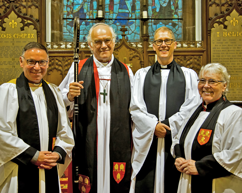 New Priest in Charge at Pott Shrigley