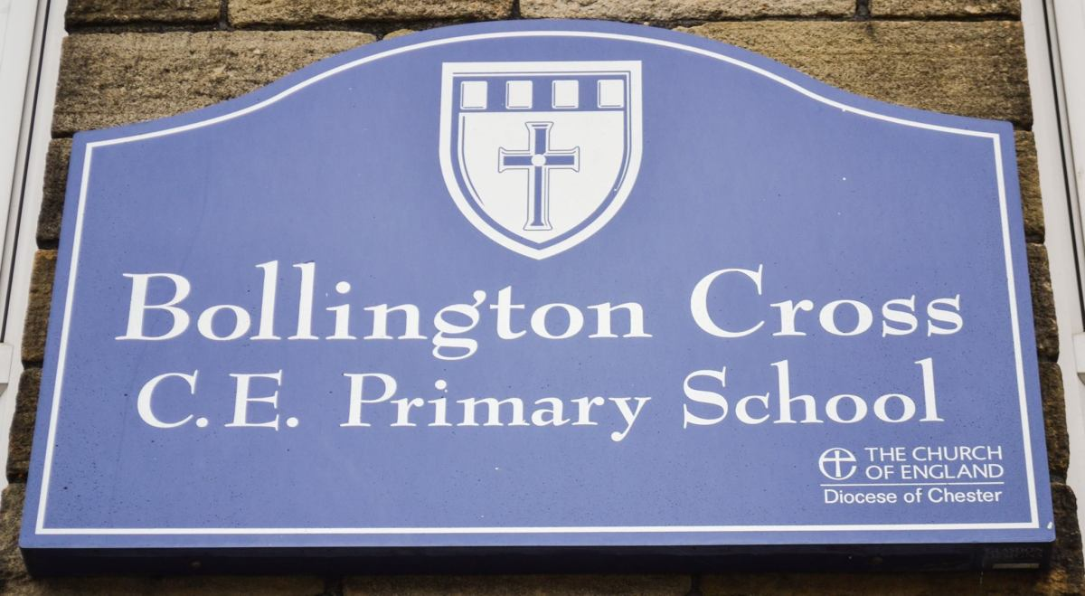 Bollington Cross School – OUTSTANDING!