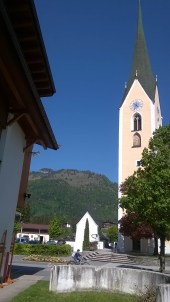 Koessen church