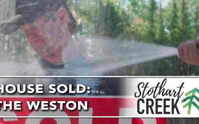 House Sold: The Weston