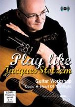 DVD Play like Jacques Stotzem