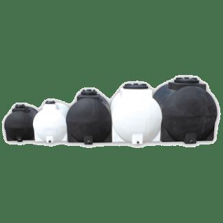 Πλαστική Δεξαμενή Πετρελαίου Νερού – Βυτίο Κυλινδρικό Οριζόντιο