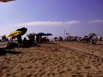 10:37 - On the beach