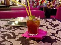 21:20 - Black Jack Ice Tea, echt lecker.
