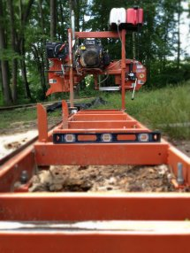 Woodmizer Lt15 Go - Year of Clean Water
