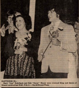 winter carnival king stoutonia  2-16-1978