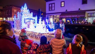 WinterDaze Parade Float